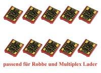Multiplex POWER PEAK BID-Chip VE 10 Robbe 308476 Hitec...