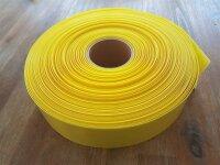 Schrumpfschlauch 1 Meter Gelb für Akku Packs...