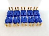 10Stk. EC3  Stecker + Buchse Set (5 Paar) AMASS...